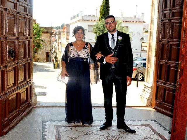 La boda de Arantxa y Jordi en Blanes, Girona 25