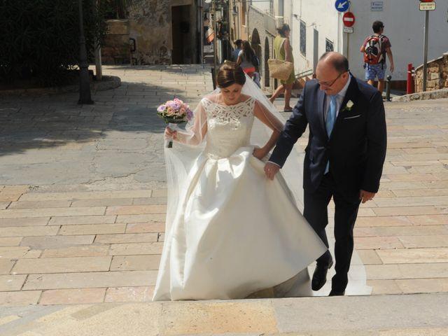 La boda de Arantxa y Jordi en Blanes, Girona 27