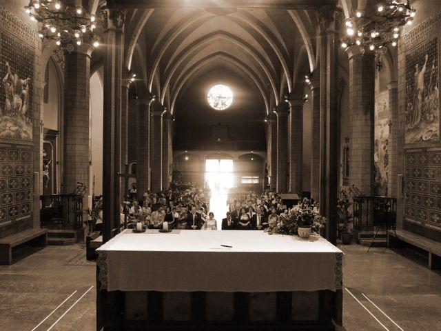 La boda de Arantxa y Jordi en Blanes, Girona 30
