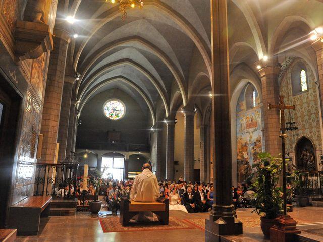 La boda de Arantxa y Jordi en Blanes, Girona 31