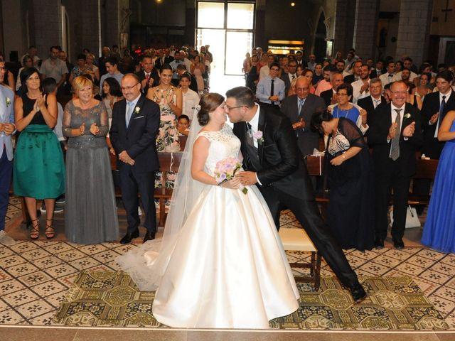 La boda de Arantxa y Jordi en Blanes, Girona 32