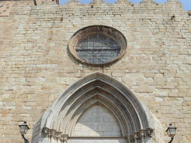 La boda de Arantxa y Jordi en Blanes, Girona 33