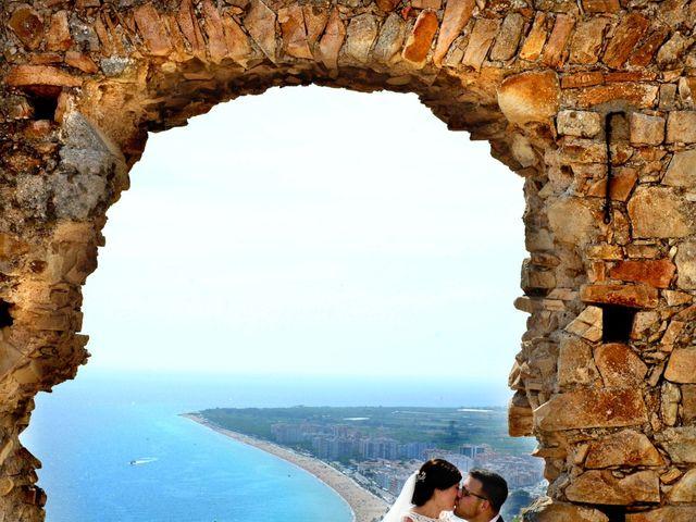 La boda de Arantxa y Jordi en Blanes, Girona 35