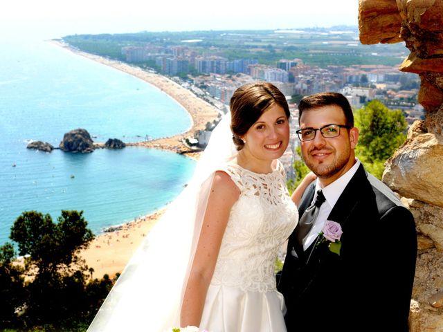 La boda de Arantxa y Jordi en Blanes, Girona 36