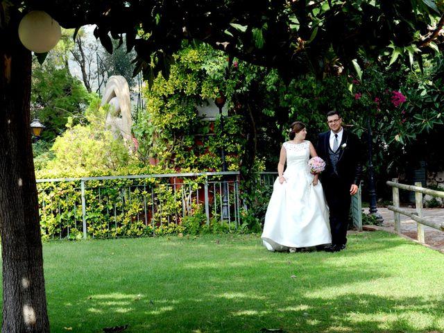 La boda de Arantxa y Jordi en Blanes, Girona 41