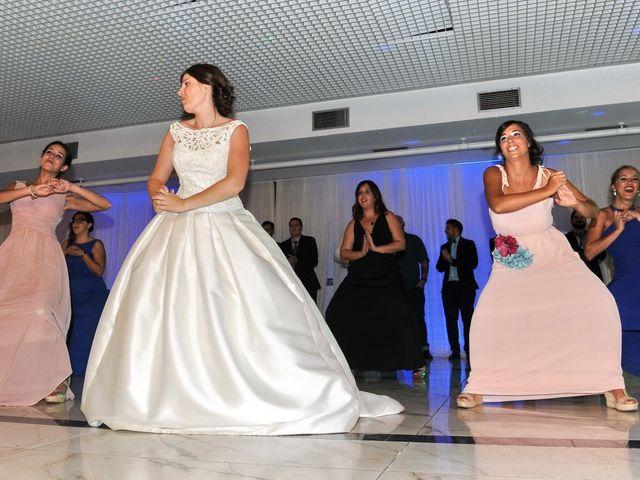 La boda de Arantxa y Jordi en Blanes, Girona 47
