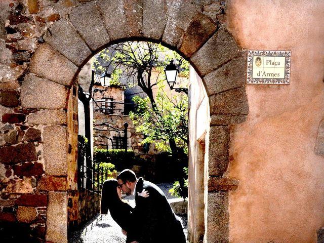 La boda de Arantxa y Jordi en Blanes, Girona 53