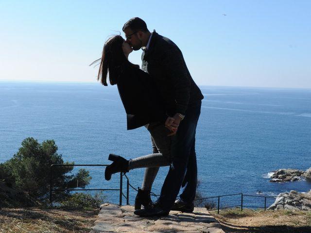 La boda de Arantxa y Jordi en Blanes, Girona 57