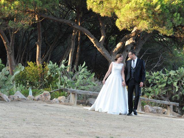 La boda de Arantxa y Jordi en Blanes, Girona 63