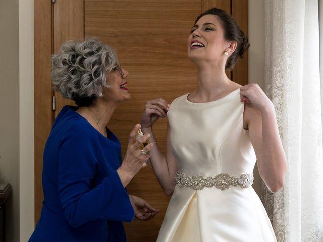 La boda de Fran y Cris en Córdoba, Córdoba 11