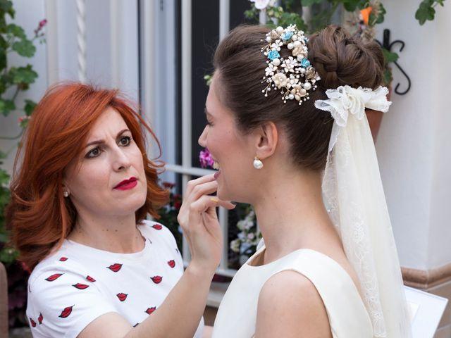 La boda de Fran y Cris en Córdoba, Córdoba 15