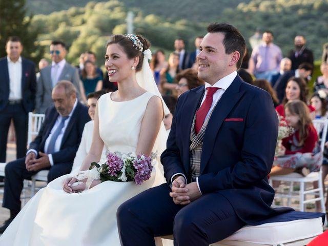 La boda de Fran y Cris en Córdoba, Córdoba 33