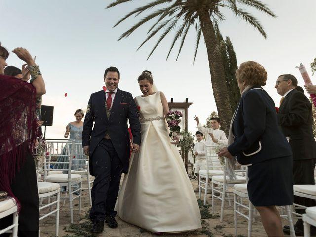 La boda de Fran y Cris en Córdoba, Córdoba 36