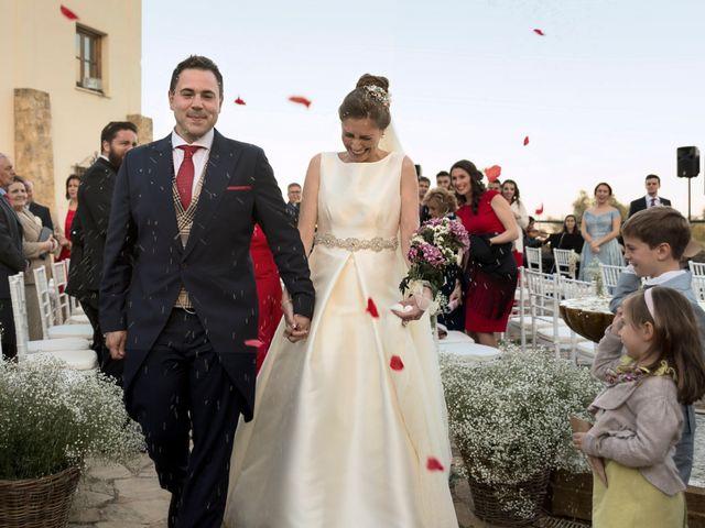 La boda de Fran y Cris en Córdoba, Córdoba 37