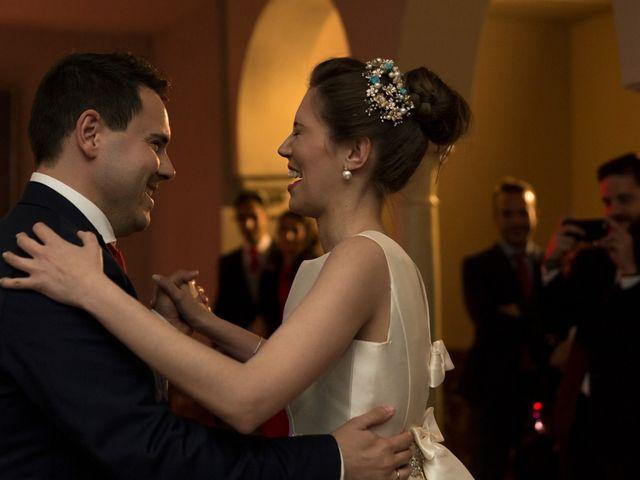 La boda de Fran y Cris en Córdoba, Córdoba 54