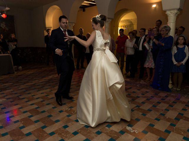 La boda de Fran y Cris en Córdoba, Córdoba 55