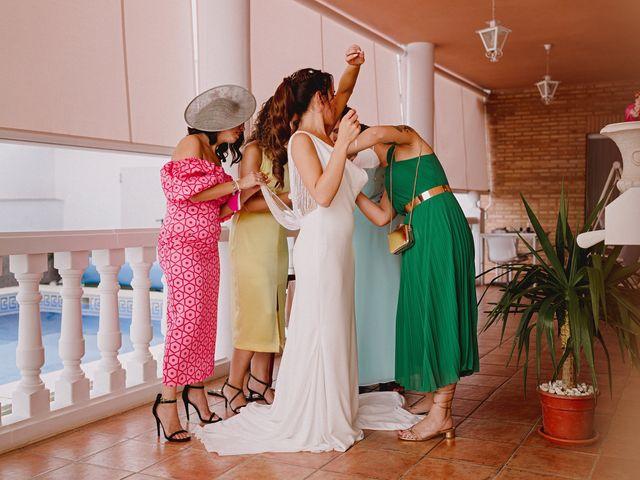 La boda de Mari y Leo en La Solana, Ciudad Real 14