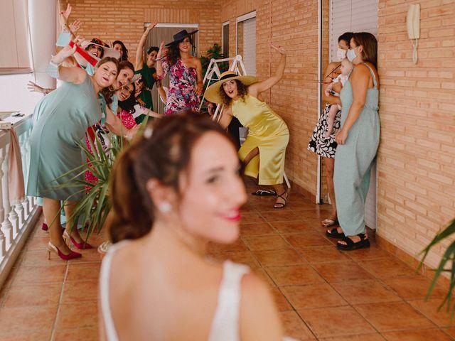 La boda de Mari y Leo en La Solana, Ciudad Real 30