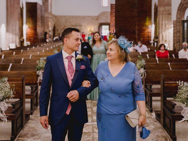La boda de Mari y Leo en La Solana, Ciudad Real 40