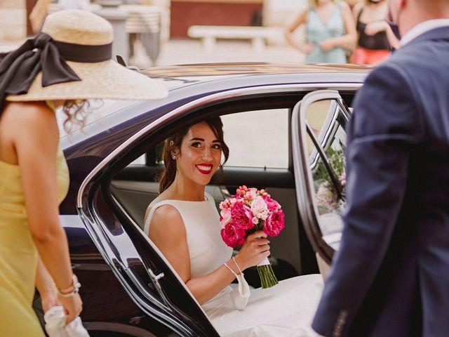 La boda de Mari y Leo en La Solana, Ciudad Real 42