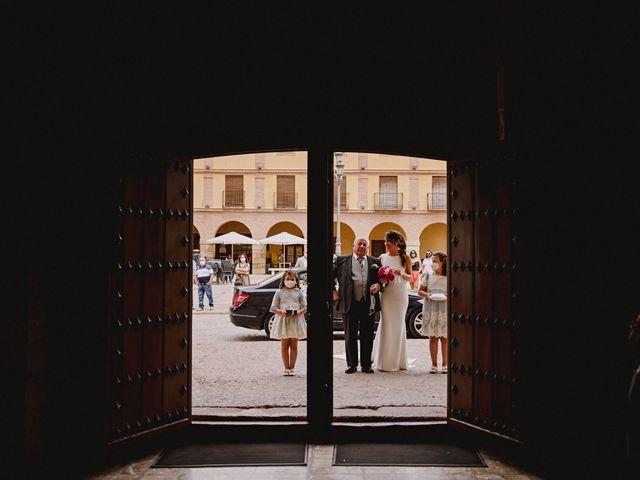 La boda de Mari y Leo en La Solana, Ciudad Real 44