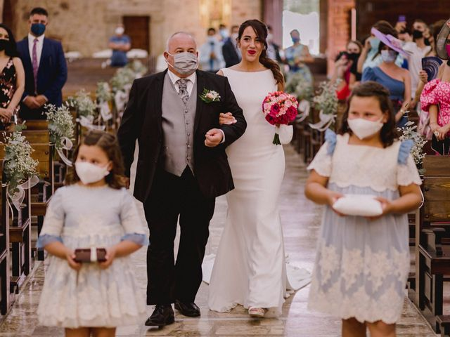 La boda de Mari y Leo en La Solana, Ciudad Real 45