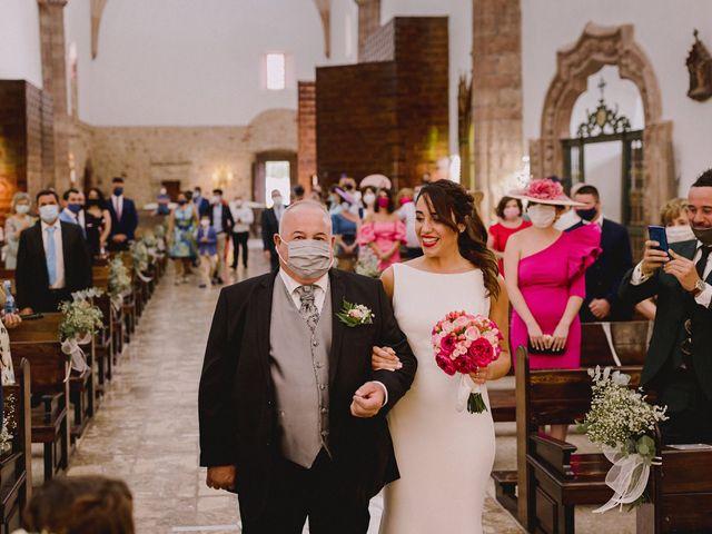 La boda de Mari y Leo en La Solana, Ciudad Real 46