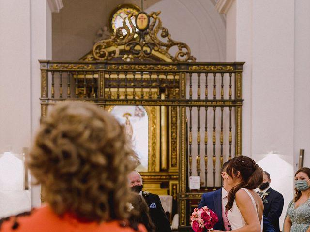 La boda de Mari y Leo en La Solana, Ciudad Real 48