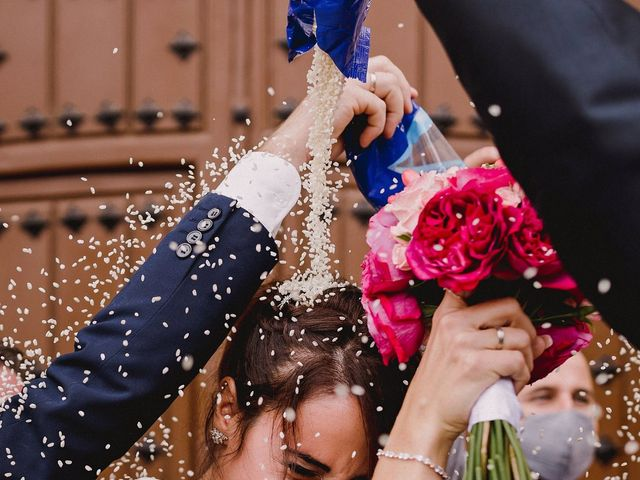 La boda de Mari y Leo en La Solana, Ciudad Real 68