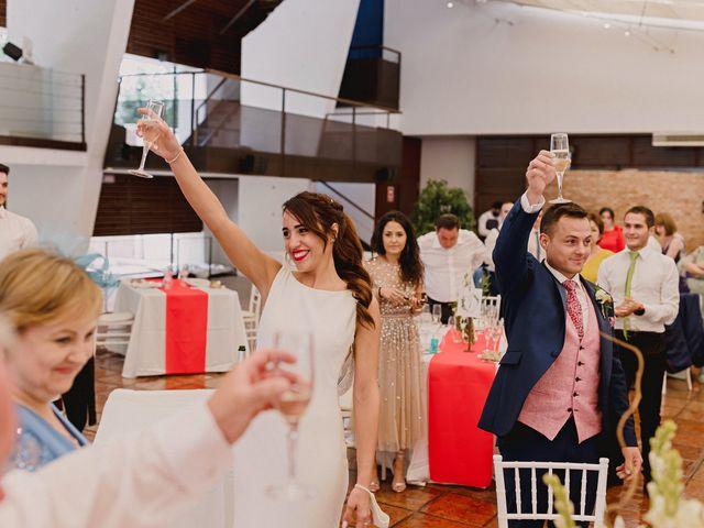 La boda de Mari y Leo en La Solana, Ciudad Real 110