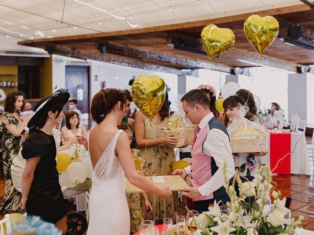 La boda de Mari y Leo en La Solana, Ciudad Real 123