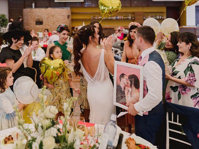 La boda de Mari y Leo en La Solana, Ciudad Real 124