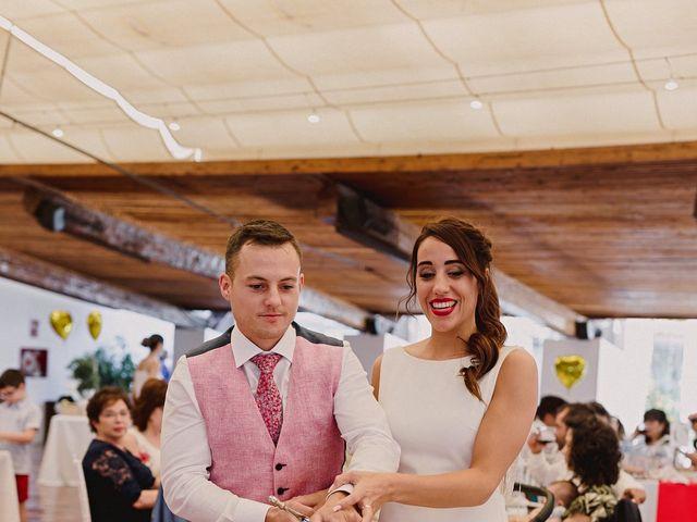 La boda de Mari y Leo en La Solana, Ciudad Real 127