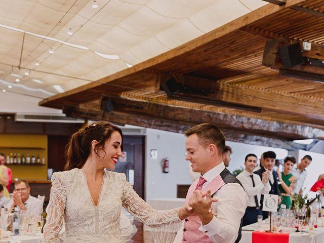 La boda de Mari y Leo en La Solana, Ciudad Real 130