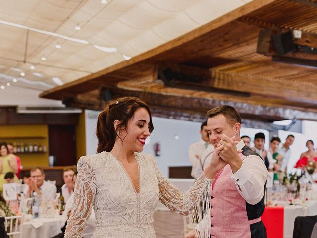 La boda de Mari y Leo en La Solana, Ciudad Real 131