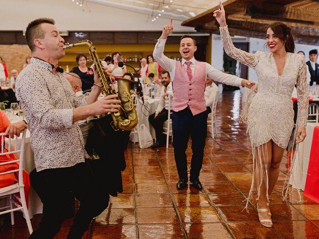 La boda de Mari y Leo en La Solana, Ciudad Real 133