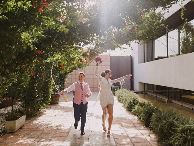 La boda de Leo y Mari