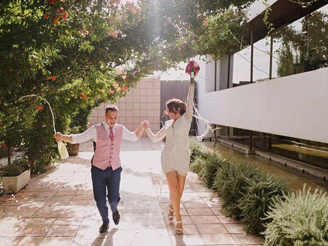 La boda de Mari y Leo en La Solana, Ciudad Real 139