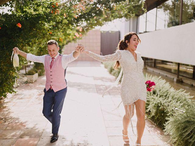 La boda de Mari y Leo en La Solana, Ciudad Real 140