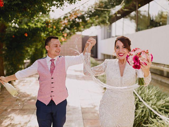 La boda de Mari y Leo en La Solana, Ciudad Real 143