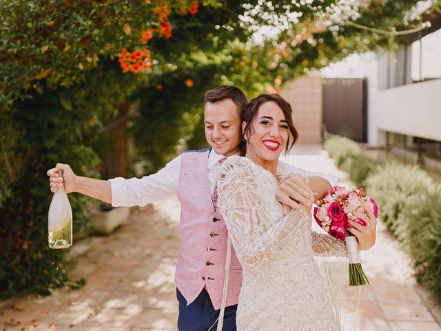 La boda de Mari y Leo en La Solana, Ciudad Real 1