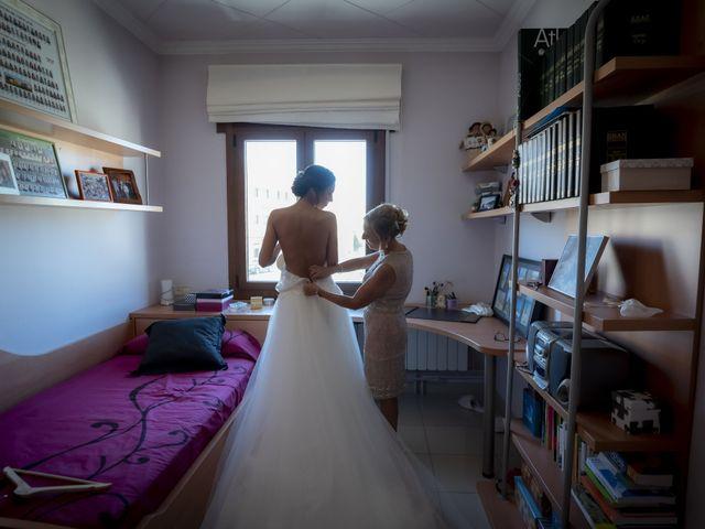La boda de Eva y Albert en El Castell Del Remei, Lleida 10