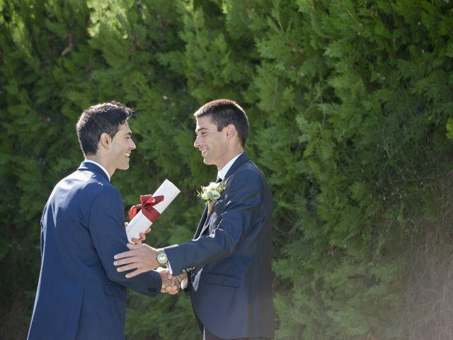 La boda de Eva y Albert en El Castell Del Remei, Lleida 15