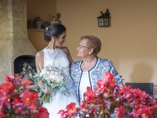 La boda de Eva y Albert en El Castell Del Remei, Lleida 18