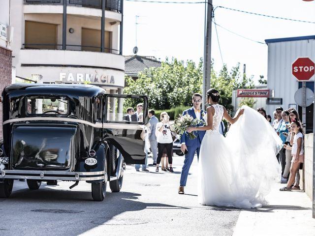 La boda de Eva y Albert en El Castell Del Remei, Lleida 19
