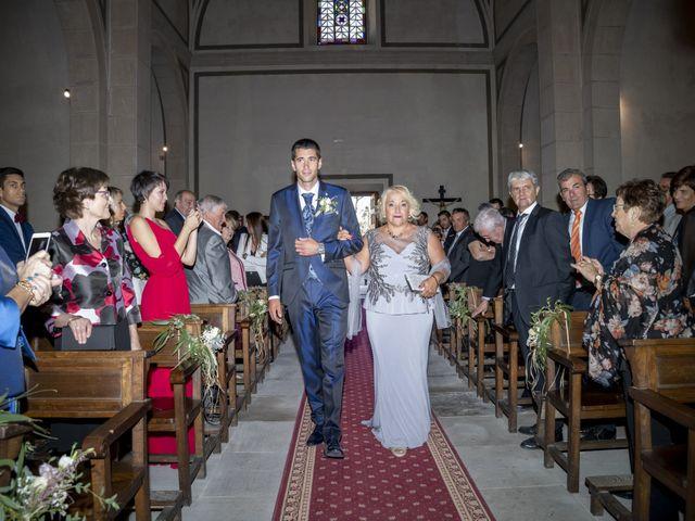 La boda de Eva y Albert en El Castell Del Remei, Lleida 21