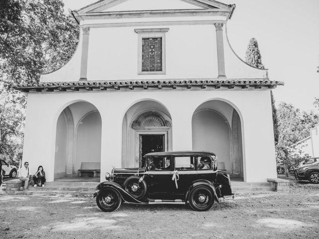 La boda de Eva y Albert en El Castell Del Remei, Lleida 22