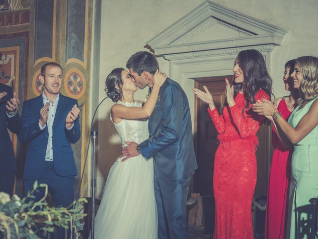 La boda de Eva y Albert en El Castell Del Remei, Lleida 26
