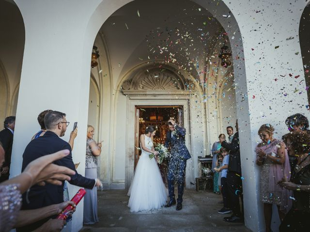 La boda de Eva y Albert en El Castell Del Remei, Lleida 31