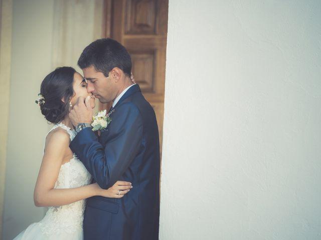 La boda de Eva y Albert en El Castell Del Remei, Lleida 33